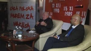 Lech Wałęsa w Elblągu