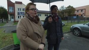 18.10.2016 r. - Spotkanie burmistrza z mieszkańcami na ul. Morskiej