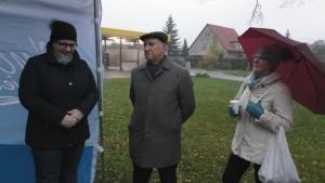 25.10.2016 r. - Spotkanie burmistrza z mieszkańcami Braniewa ul. Elbląska